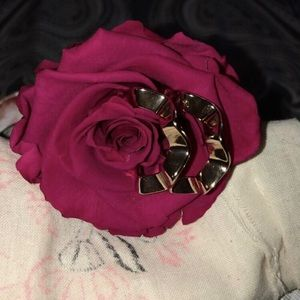 Jewelry - ❄️Gold hoop earrings ❄️